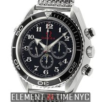 Omega Seamaster Olympic Collection Planet Ocean Chronograph 2012