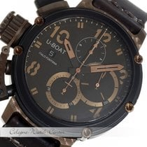 U-Boat Chimera Chronograph ltd. Black / Bronze 7475