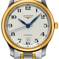 Longines Master Automatic 38.5mm L2.628.5.78.7