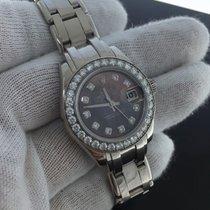 勞力士 (Rolex) Datejust Pearlmaster Ref:80299 18k White-gold -...