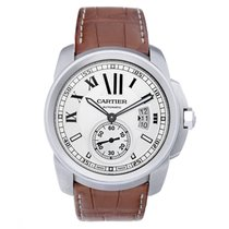 Cartier Calibre de Cartier Stainless Steel Men's Watch