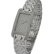 Cartier tawgpave Tank Americaine Small Size with Special...