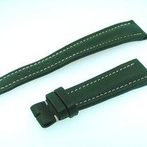Breitling Band 19mm Kalb Grün Green Verde Calf Strap Für...