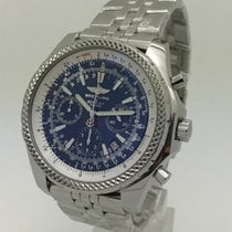 Breitling Bentley Motors Chronograph Blue dial