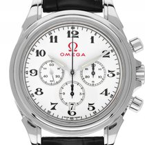 Omega De Ville Olympic Games Rome 1960 Co-Axial Chronograph...