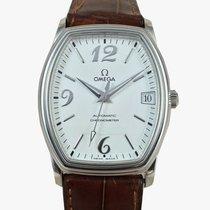 Omega De Ville Prestige Tonneau Automatic Chronometer Men'...
