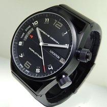 Porsche Design WORLD GMT TITANIUM/PVD 6750.13..44.1180  RETAIL...