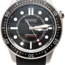 Bremont Supermarine 2000 S2000-BK