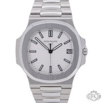 Patek Philippe Nautilus 5711 Stainless Steel White Dial | 5711/1A