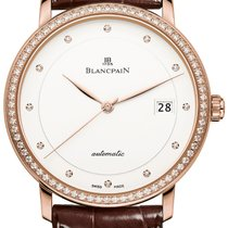 Blancpain Villeret Ultra Slim Automatic 38mm 6223-2987-55b