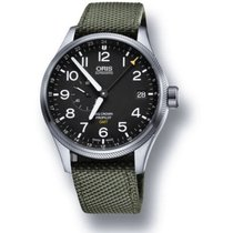 Oris Men's 748 7710 4164-07 5 22 14FC Big Crown Propilot