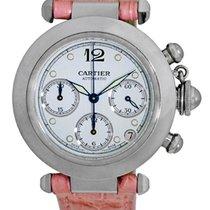 "Cartier ""Pasha C de Cartier"" Automatic Chronograph."