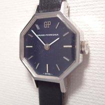 Girard Perregaux lovely vintage ladies watch, 18k white gold...