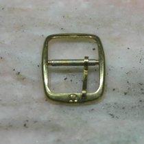 Omega vintage buckle plaque gold filled mm 14