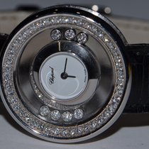 Chopard Happy Diamonds 18K Solid Gold Diamond