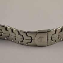 TAG Heuer Sel Chrono Stahl Armband 20mm Top Zustand