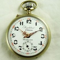Other Regulator Syrena Francais, Swiss antique pocket watch,...