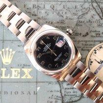 Rolex Datejust 116200 Full Set Black Dial  Roulette  DateWheel
