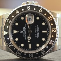 Rolex GMT-Master II Stick Dial Like NEW