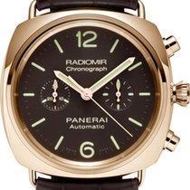 Panerai PAM 00377 PAM 377 - Radiomir Chronograph in Rose Gold...