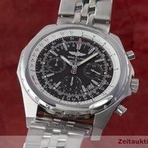 Breitling For Bentley Motors T Chronograph Automatik Stahl A25363