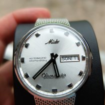 Mido Commander Gent Chronometer Days Data M84294C111