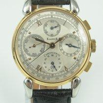 Chronoswiss Klassik Chronograph Stahl/Gold