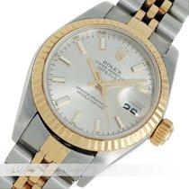 Rolex Datejust Lady Stahl / Gold 79173