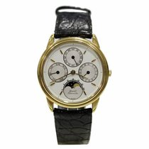 Piaget Perpetual Calendar Gold 18Kt Moonphase Ref. 15958