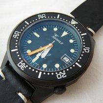 Squale Professional 500mt -1521-026 Black PVDcase, black...
