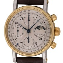 Chronoswiss : Lunar Chronograph :  CH 7522L :  18k Gold &...