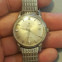 Zodiac Glorious Stainless Stell Automatic Men's Watch