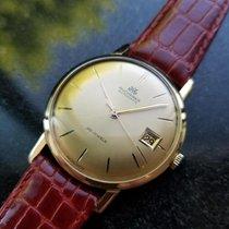 Carl F. Bucherer Men's 18K Gold Automatic Dress Watch w/Date...