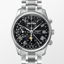 Longines Master Collection 42 mm Chronograph with Moonphase