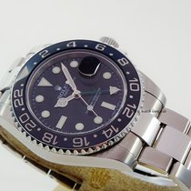 Rolex GMT Master II 116710LN LC 100 top condition box and papers