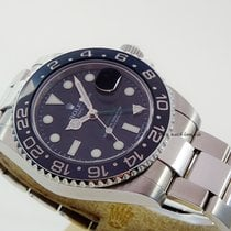 ロレックス (Rolex) GMT Master II 116710LN top condition box and papers
