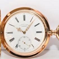 A.Lange und Söhne Taschenuhr von 1906 Ankerchronometer