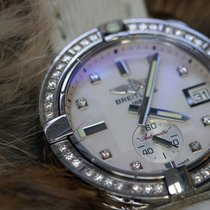 Breitling GALACTIC 36 AUTOMATIC diamondworks A3733053