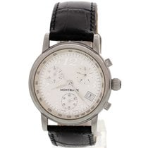 Montblanc Meisterstuck Chronograph Stainless Steel 7038