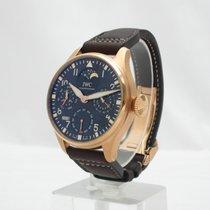 萬國 (IWC) IW502804 Pilot Perpetual Calendar Special Rose Gold 46M
