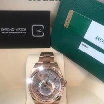 Rolex Sky Dweller All Rose Gold
