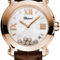 Chopard Happy Sport Round Quartz 36mm 277471-5002