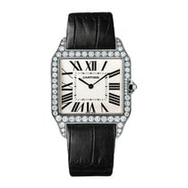 Cartier Santos Dumont Manual Mens Watch Ref WH100651
