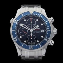 Omega Seamaster Stainless Steel Gents 2225.80.00