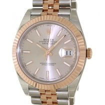 Rolex Datejust II 126331 Steel, Rosegold, 41mm