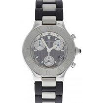 까르띠에 (Cartier) Must 21 Chronoscaph 2424