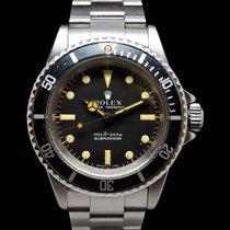 """Rolex Subariner 5513 """"Serif Dial"""" 1970"""
