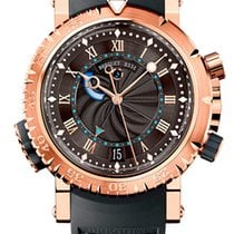 Breguet Brequet Marine 5847 18K Rose Gold Men's Watch