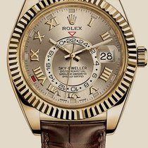 Rolex Sky-Dweller  42 mm, yellow gold