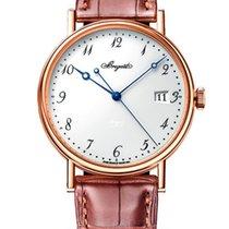 Breguet Brequet Classique 5177 18K Rose Gold Men's Watch
